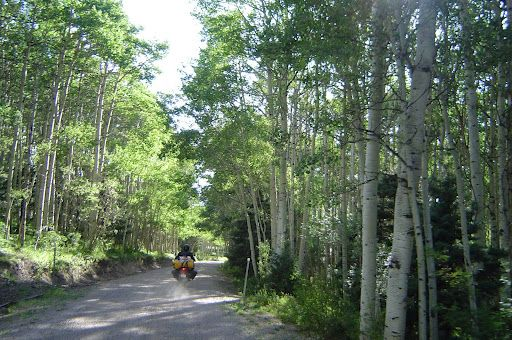 Outside Chama NM - Continental Divide