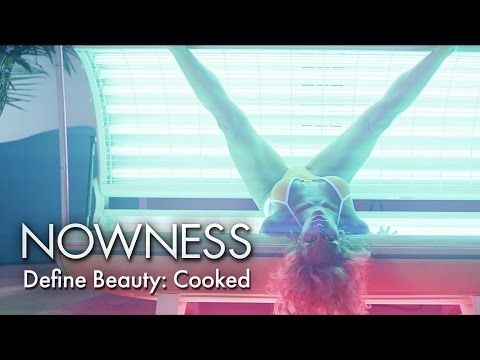 Too Much Tanning? Define Beauty: Cooked - YouTube