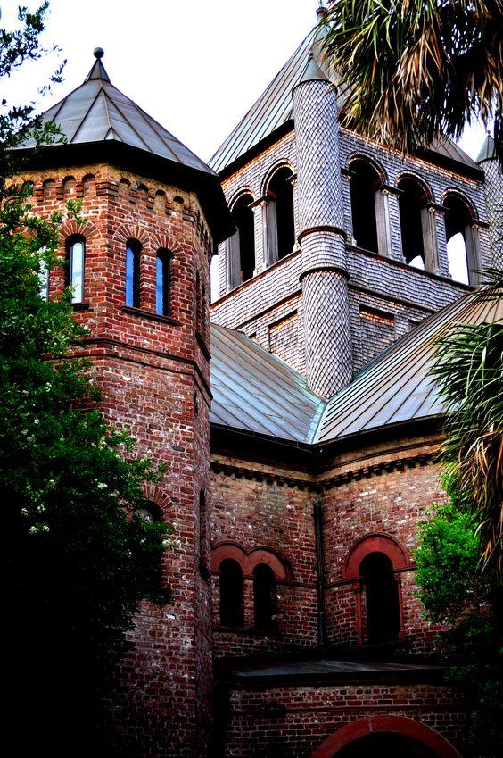 gorgeous Charleston NOB church 2014
