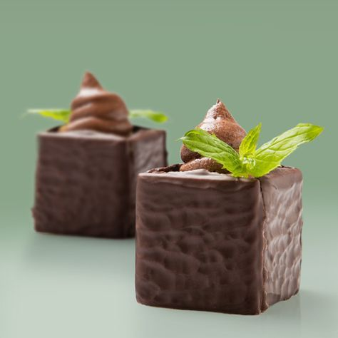 chokladtårta med after eight