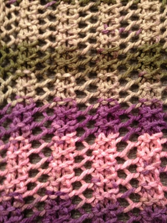 Knitting Adding Stitches At The End Of A Row : Lace scarf, To cast and Super easy on Pinterest