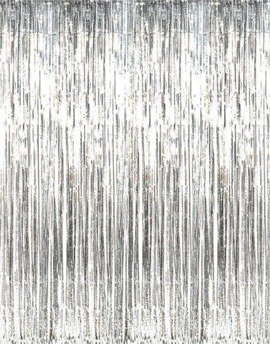 Silver Metallic Foil Fringe Curtains Fun Express http://www.amazon.co.uk/dp/B004N5BKC0/ref=cm_sw_r_pi_dp_haQVvb0WY2ZAC