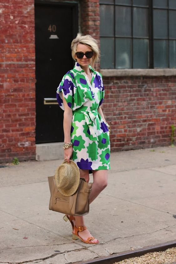 gorgeous DVF dress http://rstyle.me/g7qzf7cuve