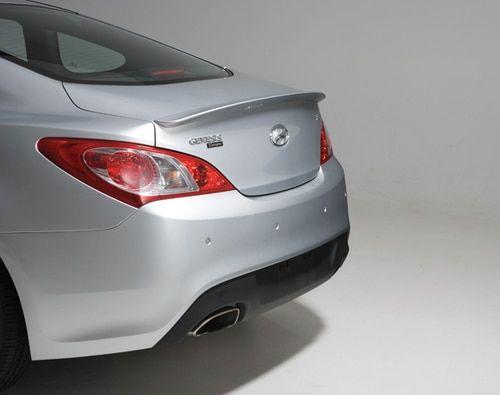 2010 2016 Hyundai Genesis Coupe Lip Spoiler G024 Hyundai Genesis Coupe Hyundai Genesis Hyundai