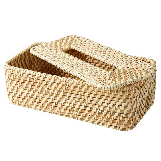 ニトリ・無印・IKEA・楽天のおしゃれティッシュケース19選!布製や箱系など色々比較