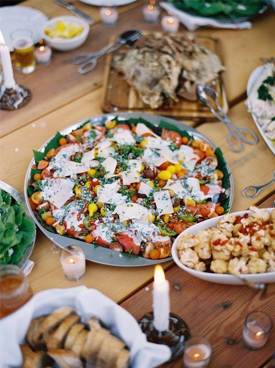 Diy Wedding Food Ideas