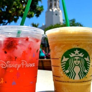 Starbucks at Disney Parks