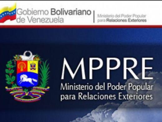 Cita Para Apostillar Ministerio De Relaciones Exteriores En Venezuela Relaciones Venezuela Exterior