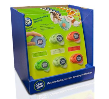 Costco Members Can Now Purchase A 5 Pack Of Glue Dots Dispensers For 14 99 This Glue Dots Value Pack Is Available Ex Glue Dots Costco Locations Craft Stores