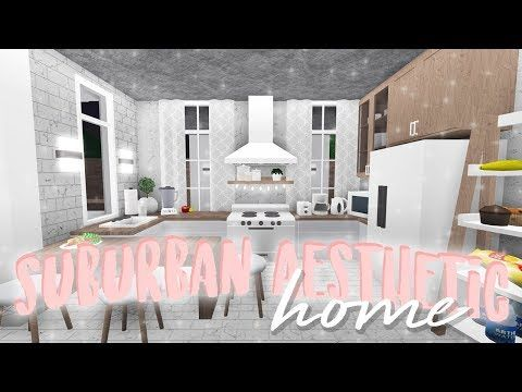 Aesthetic Suburban Home 60k Bloxburg Build Small House