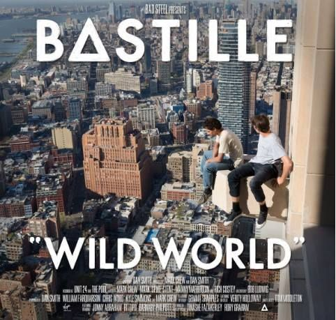 "Bastille dévoile le contenu de son nouvel album ""Wild World"" http://xfru.it/6vBGp6"