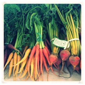 Fresh Produce Provided by Coastal Roots Farm