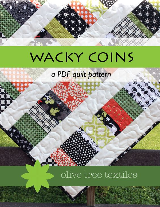 Modern Quilt Patterns For Beginners : Modern quilt patterns, Quilt patterns and Block patterns on Pinterest