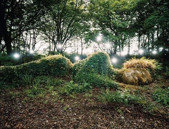 England, Lost Gardens of Heligan, St. Austell: This twelve-foot Sleeping Beauty, located near Tintagel Castle (the legendary seat of King Arthur's court) is an apt metaphor for Cornwall's Lost Gardens of Heligan