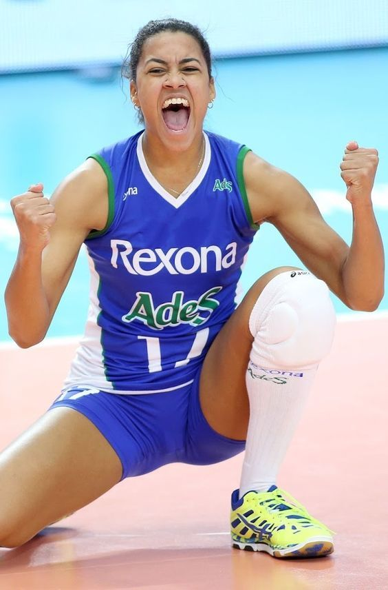 Volleyball Players Của Raider Trong 2020 Thể Thao