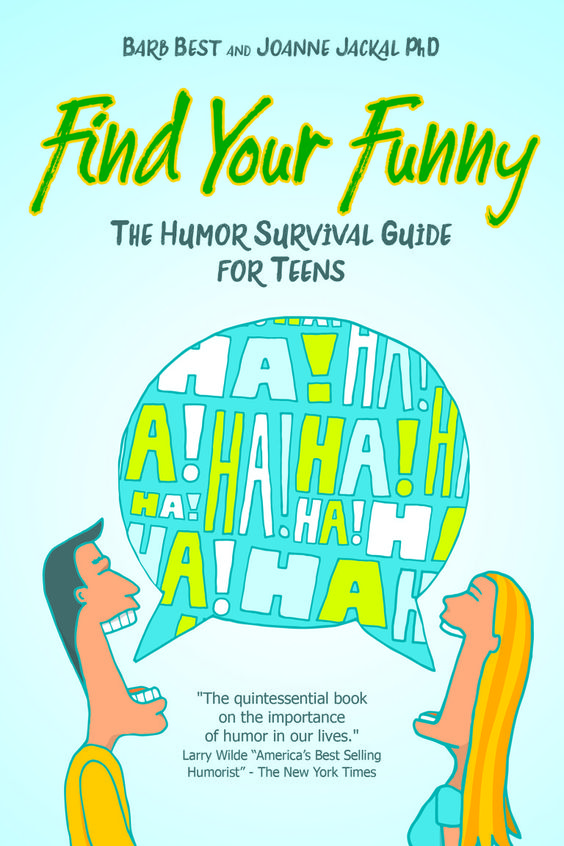 Find Your Funny Book Barb Best
