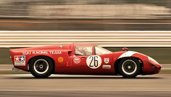 1961 Lola T70 For Sale Side