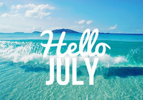 Welcome July Hello July Images Hello July Welcome July Cute hello july wallpapers