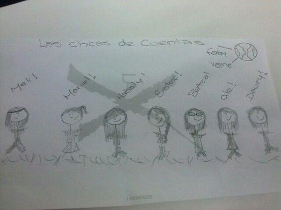 Las chicas de cuentas por @Alejandra Quijada