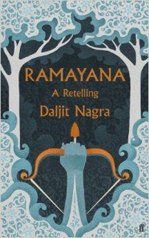 """Ramayana"" by Daljit Nagra. ""I read this book during Indian Literature with Mr. Lee. I think that it is the best epic ever to be written in human history."""