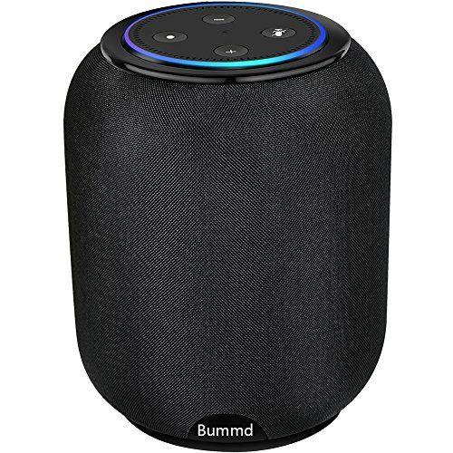 Bummd Portable Wireless Speaker For Amazon Echo Dot 2nd Generation Cordless Alexa Speaker With Battery B Wireless Speakers Portable Alexa Speaker Smart Speaker