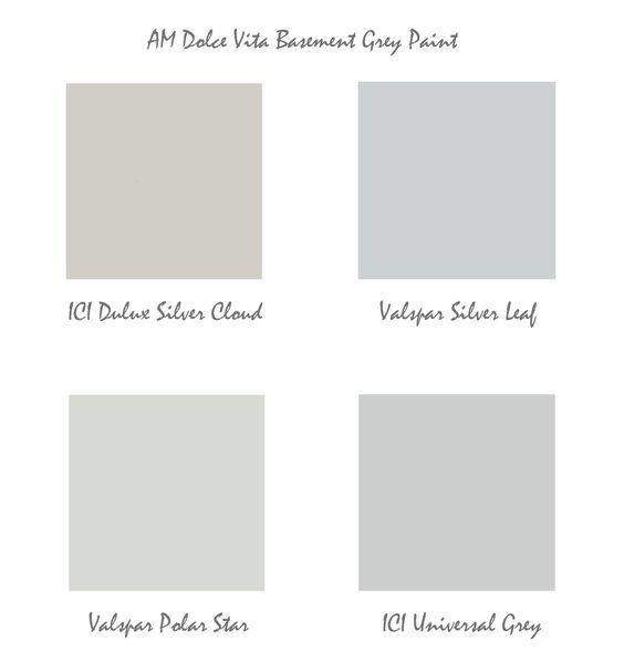 Good Paint Colors For Basements