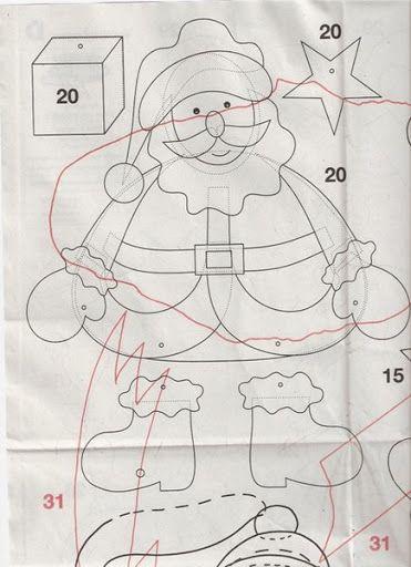 Fensterbilder - Winter und Weihnachten - Muscaria Amanita - Álbuns da web do Picasa