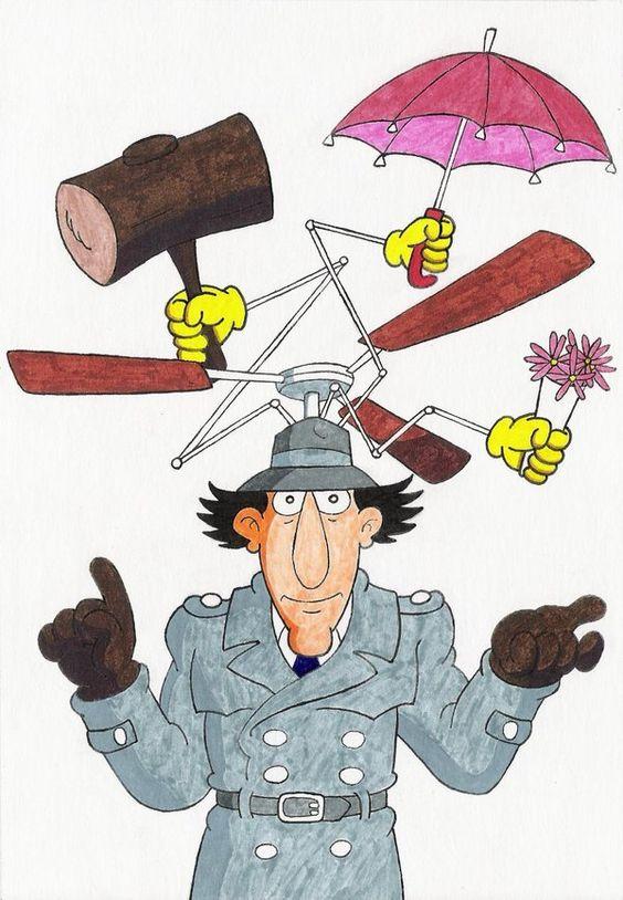 Inspector Gadget 2 by PolarStar on DeviantArt
