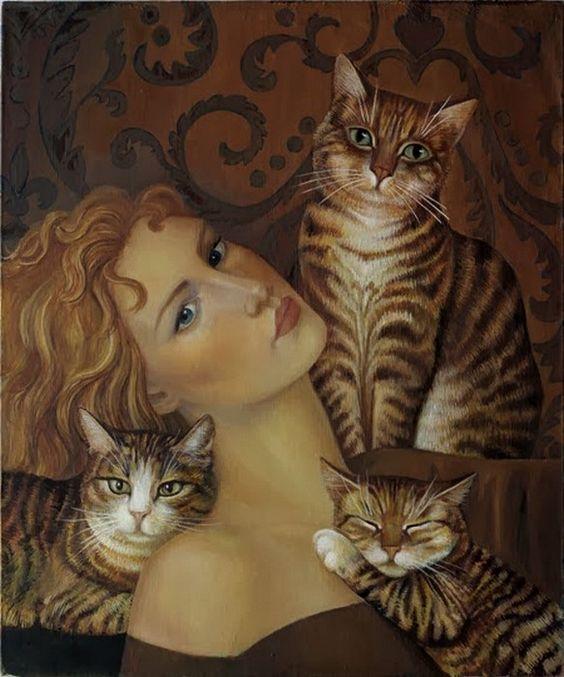 Nelly Tsenova (b.1961) — (583x700):
