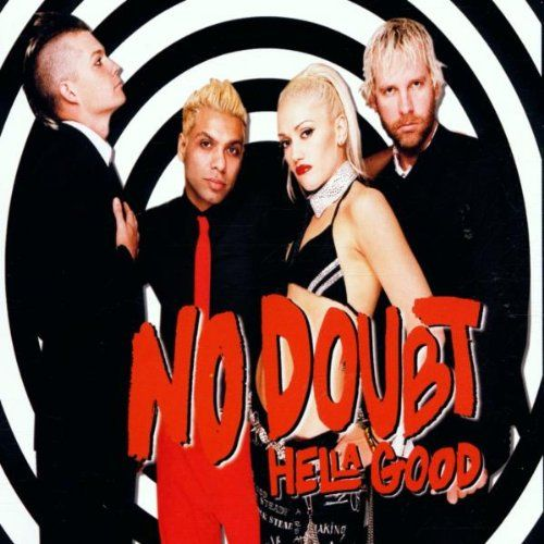 No Doubt – Hella Good (single cover art)