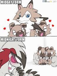 Pokémon - Lougaroc