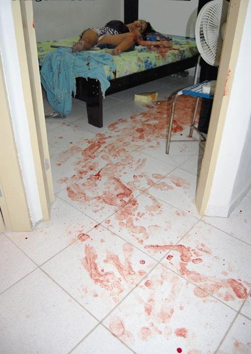 Pictures of Burglary Crime Scene Photos - #rock-cafe