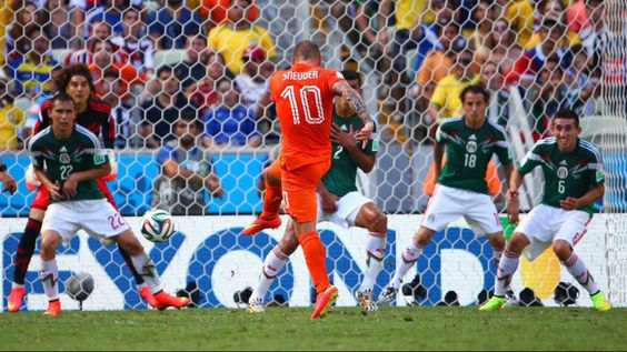 Mexico-Netherlands