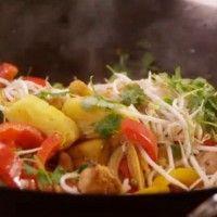 Gemarineerde kip met ananas : Koolhydraatarme recepten