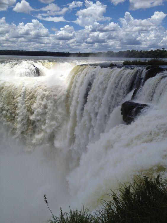 Cataratas do Iguaçu, Foz do  Iguaçu - PR