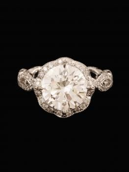 Bella's Love Collection Diamond Engagement Ring