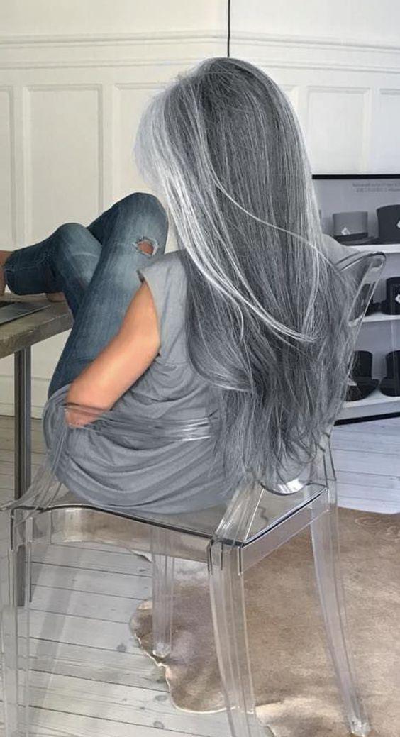 Hairstyle White....Blanc argenté...MAGNIFIQUE!!!!