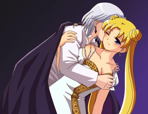 Serena and Prince Diamond