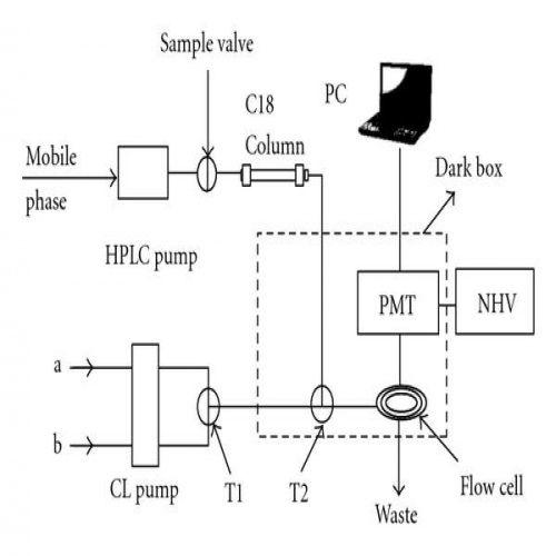 Schematic Diagram Of Hplc Wiring Diagram