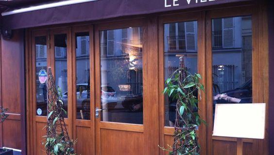 Le Villaret - Bistrot 11eme