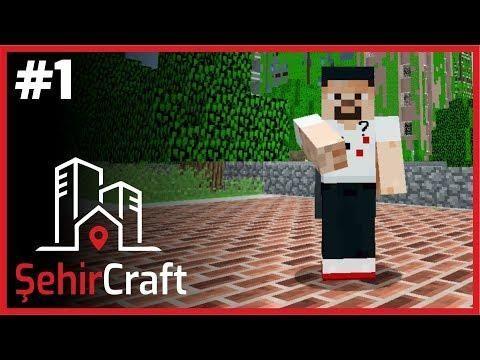 Sehir Survival 700 Gorev Ve 80 Mod Modlu Survival Sehircraft 1 Minecraft Mods Minecraft Mod