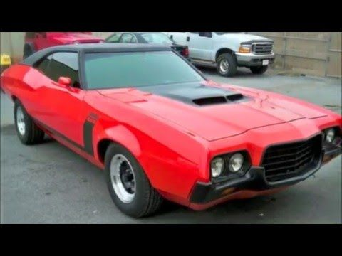 Ford Gran Torino 1972 Part 2 2 Muscle Car Hd Youtube Muscle Cars Ford Torino American Dream Cars