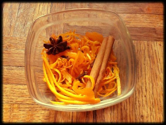Orange spice kombucha by adorabubbleknits, via Flickr