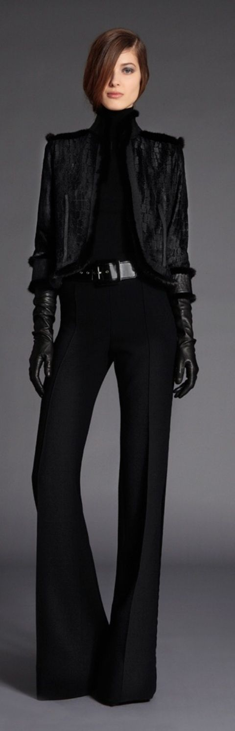 Andrew Gn Pre-Fall 2012 Fashion Show: Complete Collection: