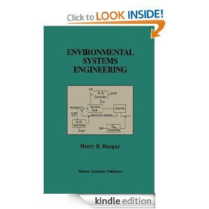 Environmental Systems Engineering. Environmental Systems Engineering explains how to use new  computerized tools to tackle problems in systems engineering.   This book covers: expert systems, fuzzy logic, networks, process  dynamics, control and statistical approaches to systems analysis.  Computer simulation, mathematical models, and newer methods that apply  artificial intelligence and neural networks to environmental problems  are emphasized.   Each book topic is supported by an…