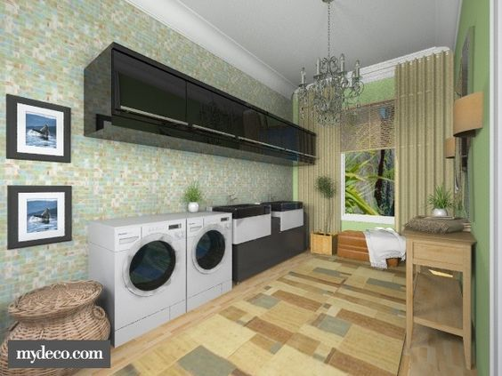 Roomstyler.com - laundry