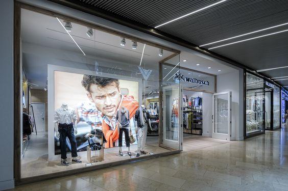 Walbusch, Mönchengladbach (Germany) #fashion #retail #lighting #beleuchtung #licht