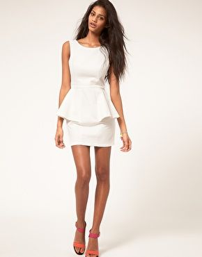 Oh so in right now - Peplum