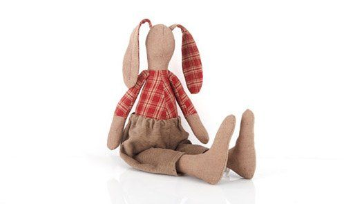 Etsy find of the day - eco mouse soft doll