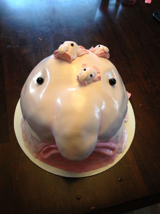 Mlg Chocolate Cake